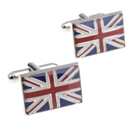 British Flag Cufflinks (V-CF-M60859-S)