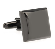 Square Tungsten Cufflinks (V-CF-M68238-T)