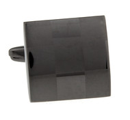 Lasered Etched Square Tungsten Cufflinks (V-CF-M62866-T)