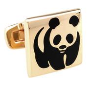Gold Panda Cufflinks (V-CF-M7705-G)
