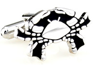 Cancer Crab Zodiac Cufflinks (V-CF-70327)