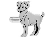 Aries Zodiac Cufflinks (V-CF-70332)