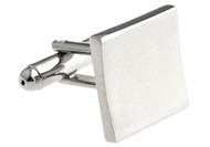 Square Silver Cufflinks (V-CF-63721)