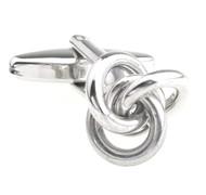 Small Love Knots Cufflinks (V-CF-M56535S)