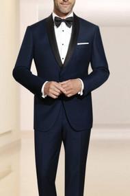MaxDavoli Shawl Collar Super 150's Wool Tuxedo