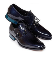 Mauri Genuine Patent Leather Italian Dress Shoe