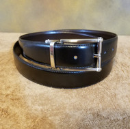 Marco Valentino 35mm Reversible Brown/Black Leather Belt