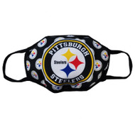 Adult Face Covering Mask - Pittsburgh Steelers