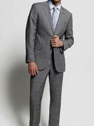 Grey Glenplaid
