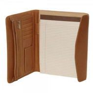 Piel Leather Envelope Padfolio