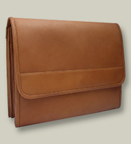 Piel Leather Expandable Organizer Portfolio