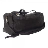 Piel Leather Large Duffle Bag