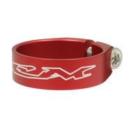 Clamp Ring - Semi-Gloss Red