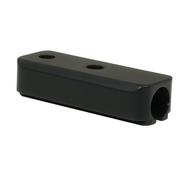 Micro Rail - Semi-Gloss Black