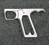 45° Snatch Grip Frame *RAW* + internals