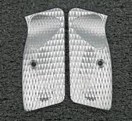 86° Aluminum Grip Panels - RAW
