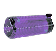 EZ2 Pump Handle - Purple Acrylic