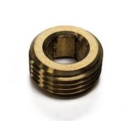 Valve Retaining Nut - Brass