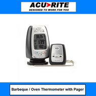Acu-Rite Wireless BBQ & Cooking Meat Thermometer with Pager