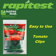 RAPITEST RAPICLIP TOMATO FLOWER PLANT VINE HOLDER CLIPS (15 PACK)