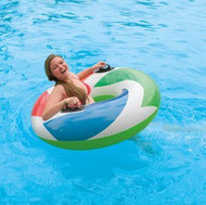 Intex Color Whirl Float for the Pool and Lake