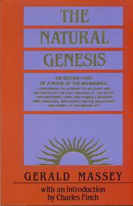 Front cover: The Natural Genesis