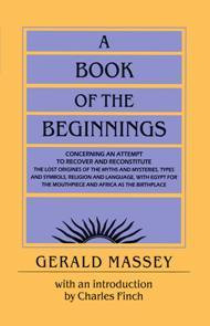 Front cover: A Book of the Beginnings
