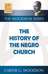 Front cover:  History of the Negro Church