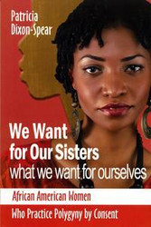 Half Price We Want for Our Sisters What We Want for Ourselves - Patricia Dixon-Spear