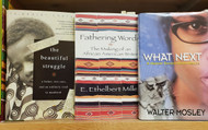 Memoirs Package - What Next - Walter Mosley; Fathering Words - E. Ethelbert Miller; The Beautiful Struggle - Ta-Nehisi Coates