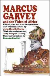 Front cover: Marcus Garvey and the Vision of Africa