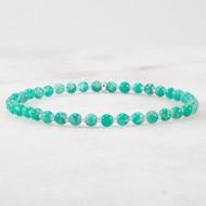 Amazonite Stretch Bracelets