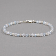 Intuition Bead Bracelet Sterling Silver