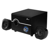 8ware 205A 2.1 Multimedia Stereo Speaker