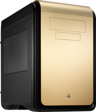 Aerocool DS Cube - Gold Edition w/Window - mATX / Mini ITX Case