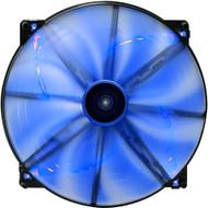 Aerocool Lightning Fan 20cm-Blue w/ LED, 13-Blade Design, 58.0CFM, 16.5DBA
