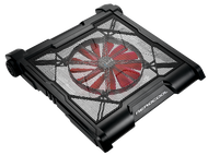 Aerocool Strike-X X1 Notebook Cooler, 20cm FAN w/ Red LED - Supports Notebooks Up To 19""