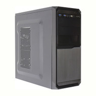 Aerocool CS-1301 Case w/T600W Eco PSU & Card Reader