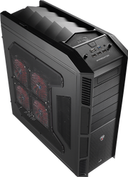 Aerocool Xpredator Black Edition Full Tower Gaming Case