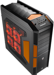 Aerocool Xpredator Evil Black Edition Full Tower Gaming Case