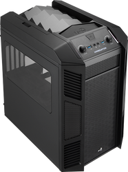 Aerocool Xpredator Cube Black Edition mATX / Mini ITX Gaming Case