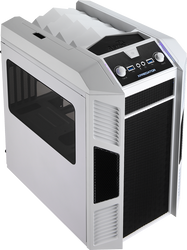 Aerocool Xpredator Cube White Edition mATX / Mini ITX Gaming Case