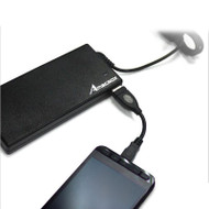 Amacrox Universal Ultra Slim PLUS Notebook Power Adapter 90W with 5V USB Port