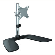 Brateck Free Standing Single LCD Monitor Stand from 13''-27""