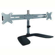 """Brateck Free Standing Dual Horizontal LCD Monitor Stand from 13''-27"""""""