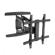 """Brateck New Full-motion Wall Mount Bracket For most 32""""-65"""" Curved & Flat Panel TVs"""