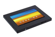 Brateck Wall Mount Anti-Theft Secure Enclosure for Samsung Galaxy Tablet 10.1'' - Black