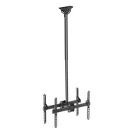 "Brateck Back-to-Back Flat Panel Ceiling Mount from 32"" – 55"""