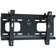 "Brateck Plasma/LCD TV Ultra-Slim Tilting Wall Bracket up to 42"" w/ Spirit Level"