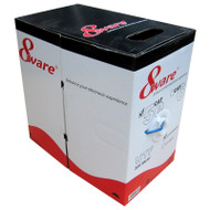 Category 5E Stranded Cable with Dispenser 305m